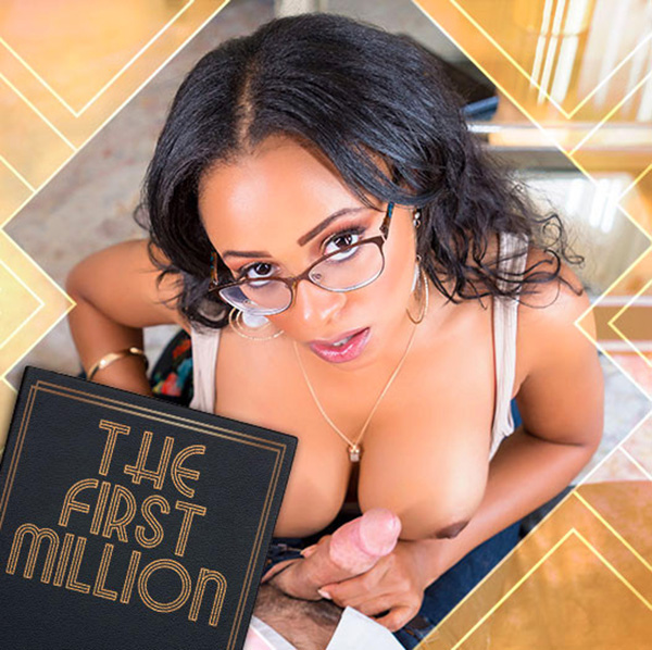 [VRBangers] The First Million with Anya Ivy (GearVR/DayDream) [1440p 60FPS]