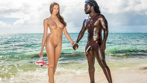Interracial porn with beautiful girls and sexy 2019 HD.