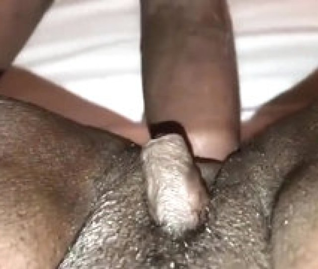 Big Clit Pussy Fucked And Sprayed With Cum