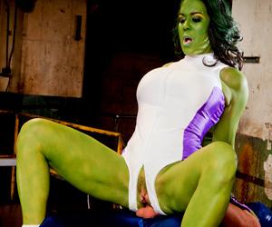 she hulk xxx 2013