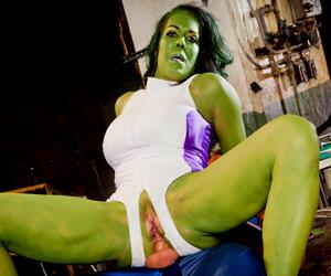 she hulk sex