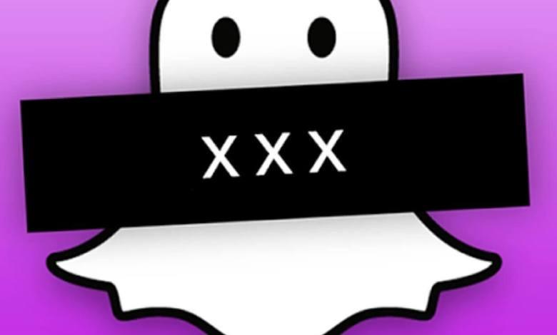 snapchat logo xxx