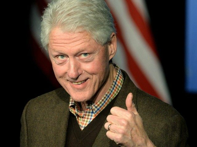 PIMP DADDY CLINTON: Foot Massages and Wet T-Shirt Contests at Bill Clinton Presidential Library