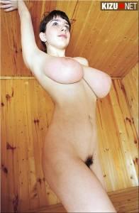 Yulia Nova   Hot in the sauna   HD Nude photos