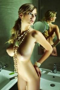 The newest star, Lenka Spolnikova