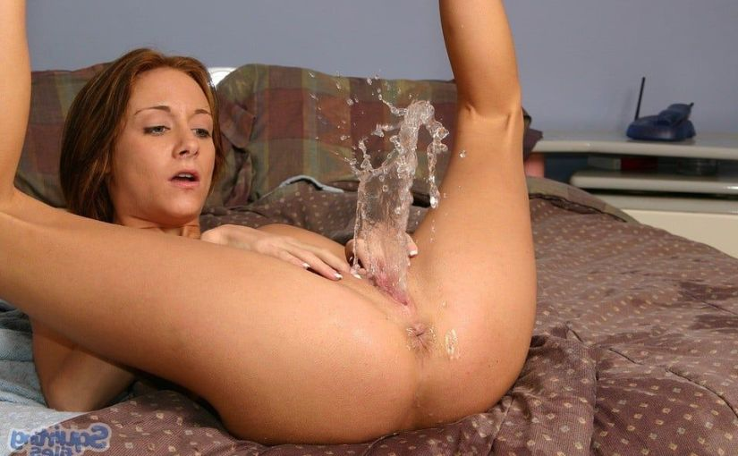 squirting nymphos