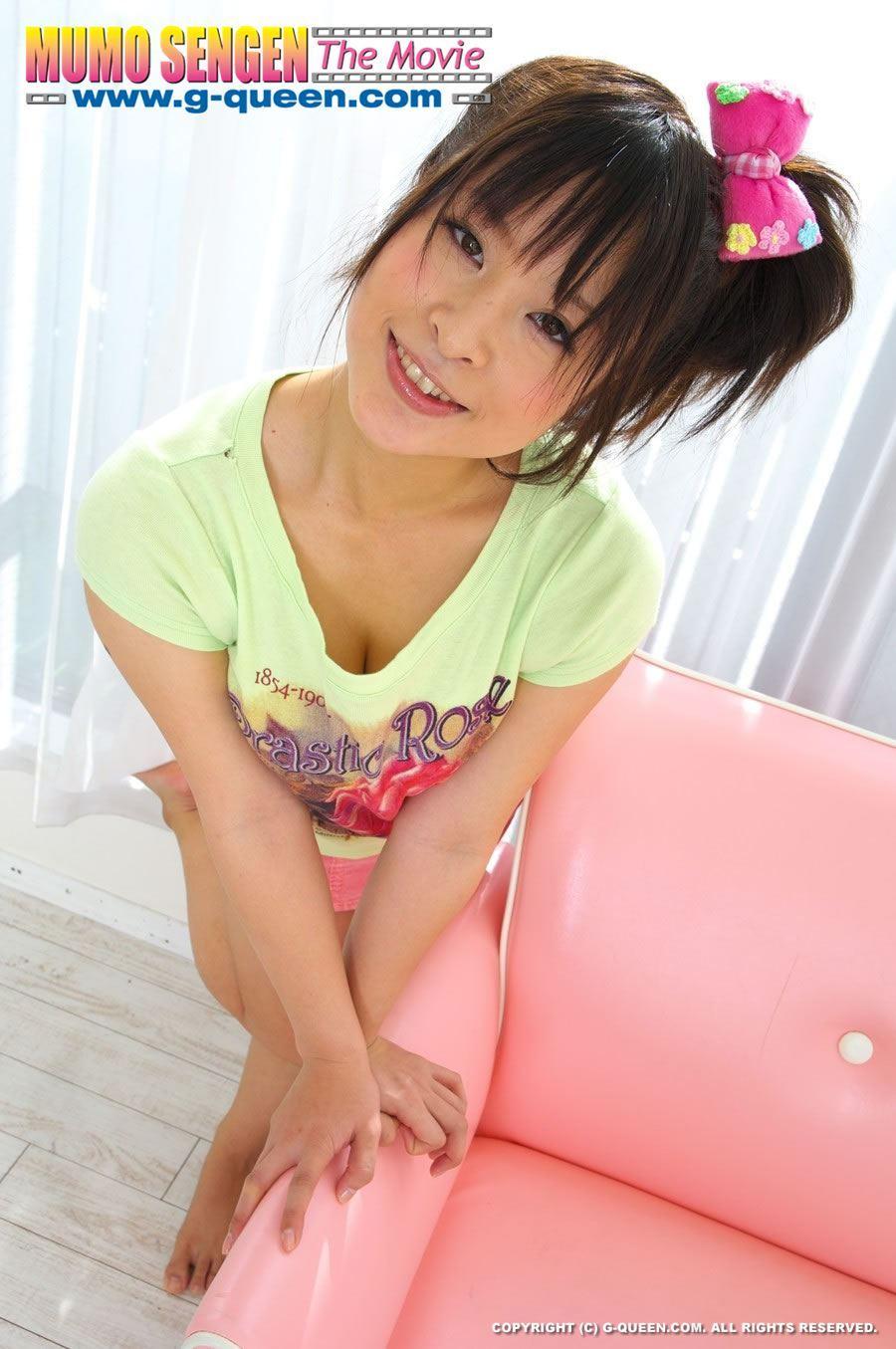 G Queen free gallery G Queen Saki Hasegawa 2