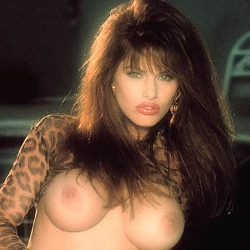 Andi Sue Irwin Penthouse Pet of the month September 1993