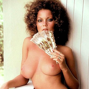 Carmen Pope Penthouse Pet of the month January 1983