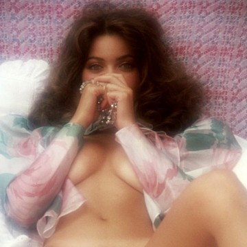 Carmen Pope Penthouse Pet of the month March 1978