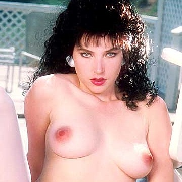 Deborah Laufer Penthouse Pet of the month November 1988