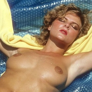 Greta Andersen Penthouse Pet of the month March 1983
