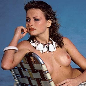 Janet Sharpe Penthouse Pet of the month June 1983