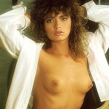Linda Johnson Penthouse Pet of the month February 1987