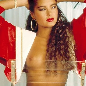 Lola Anders Penthouse Pet of the month February 1989