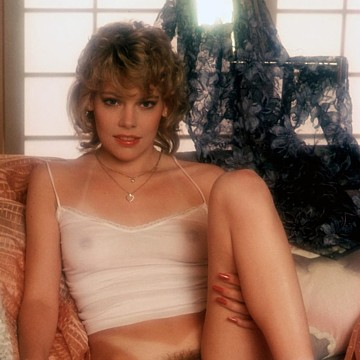 Melissa Wolf Penthouse Pet of the month June 1985