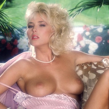 Micky Honsa Penthouse Pet of the month July 1988