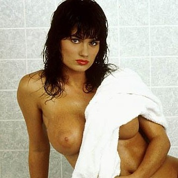 Nicole Simmons Penthouse Pet of the month July 1992