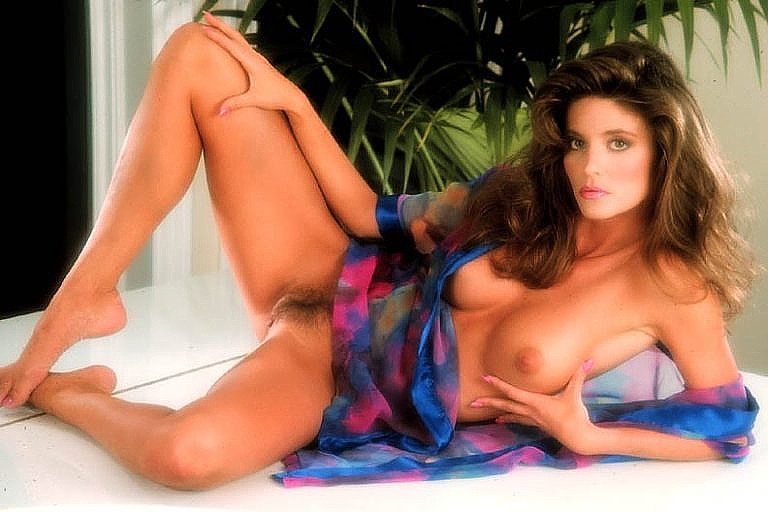 Ryan Matthews posing nude for the August 1991 issue of Penthouse