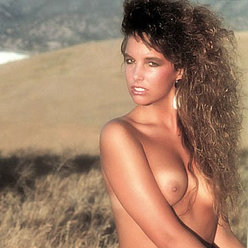Sharon Fitzpatrick Penthouse Pet of the month April 1993