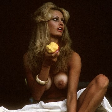 Susan Waide Penthouse Pet of the month December 1975