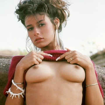 Tami Hogen Penthouse Pet of the month October 1988