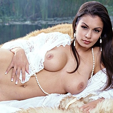 Aria Giovanni Penthouse Pet Of The Month September 2000