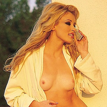 Courtney Taylor Penthouse Pet Of The Month March 2002