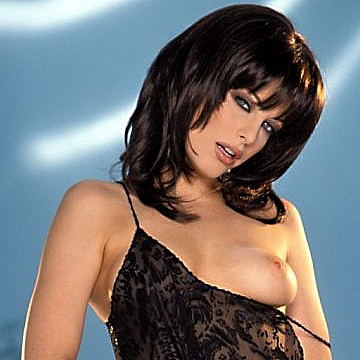 Nadia Vasi Penthouse Pet Of The Month July 2002