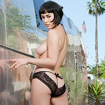 Olive Glass Penthouse Pet of the Month June 2017