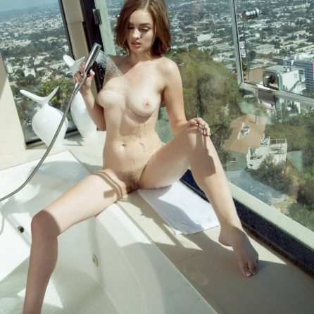 Mary Moody nude in her November 2016 Penthouse Pet Of The Month photo spread 010