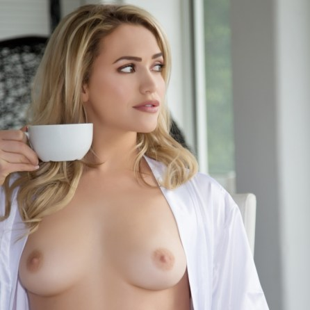 Mia Malkova nude in her October 2016 Penthouse Pet Of The Month photo spread 005