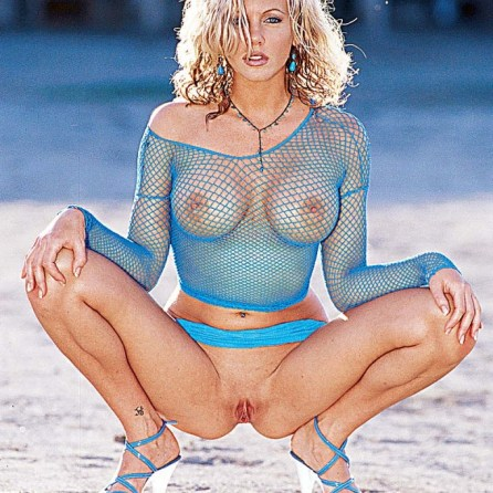 Montana Bay nude in her August 2004 Penthouse Pet Of The Month photo spread 014