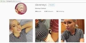 Kacey Jordan aka Daveney Calhoun sure loves this shirt... Check out her instagram