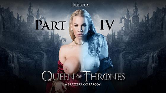 Ella Hughes, Rebecca Moore (Queen Of Thrones: Part 4 (A XXX Parody) / 08.19.2017)