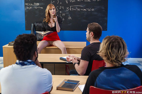Lauren Phillips (My Professors Pantyhose / 01.05.2018)
