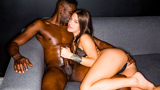 Evelin Stone (BBC For My Big Booty / 01.22.2018)