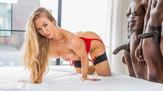 Nicole Aniston (I Only Want Sex: Part 4 / 04.26.2018)