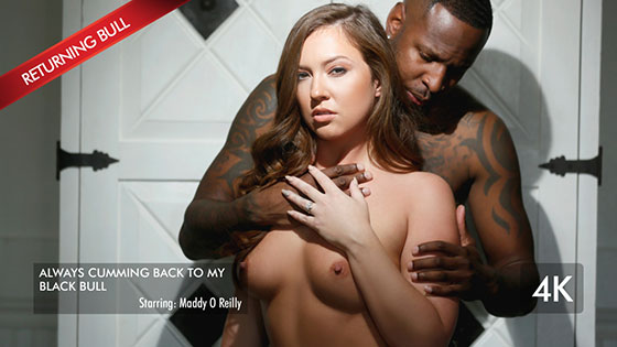 Maddy O'Reilly (Maddy's Black Bull Returns / 04.16.2018)
