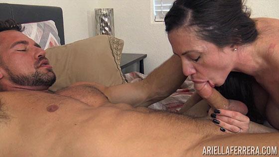 Hardcore Time with Ariella Ferrera