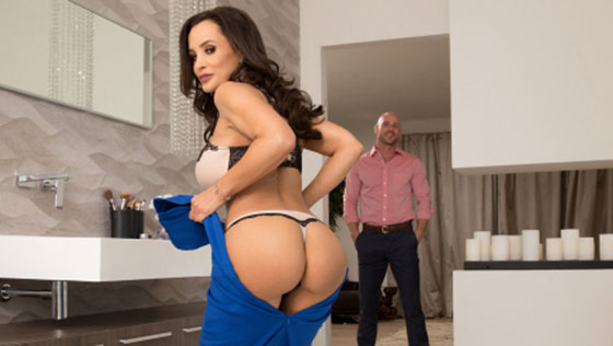 Back 4 More The Video with Lisa Ann
