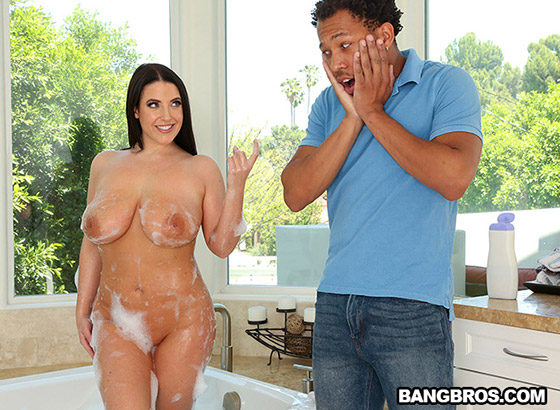 Fucks The Plumber with Angela White