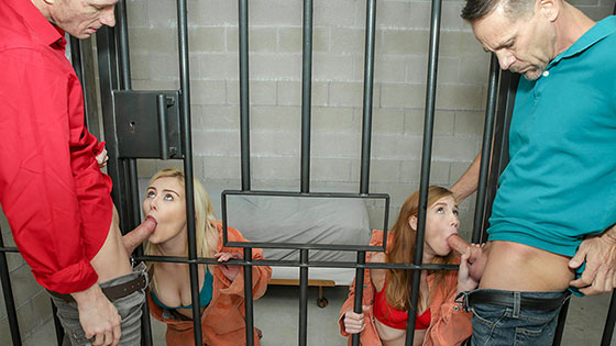 Bailed Out Of Jail For Fucking My Friends Father… with Summer Day, Ava Parker