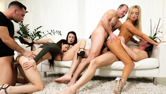 We Like To Swing with DogHouseDigital, Victoria Pure, Tera Link, Nicole Love, DoghouseDigital