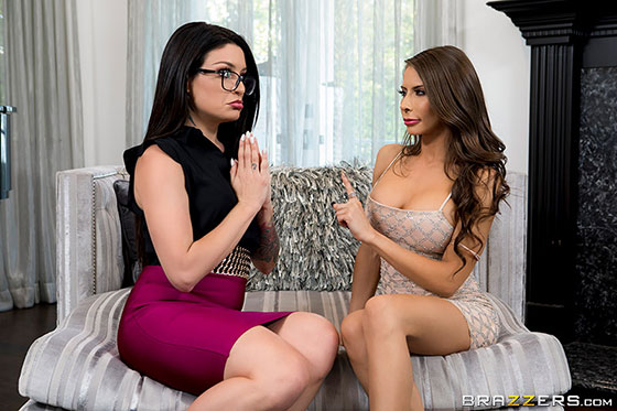 Wet And Waiting with Kissa Sins, Madison Ivy