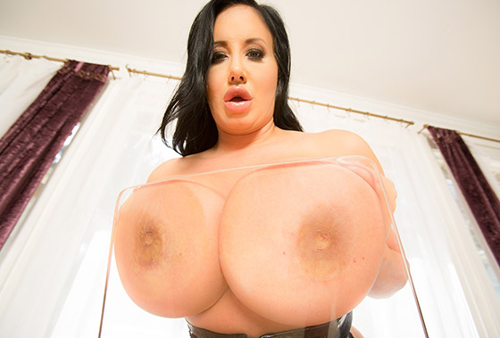 Anal, Holy Shit How Big Are These Tits? with Sybil Stallone
