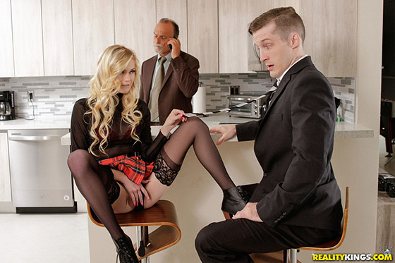 Teen Temptress with Chloe Foster