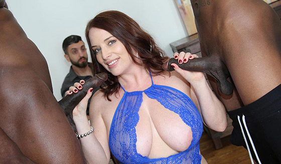 [CuckoldSessions] Maggie Green (07.08.2018)