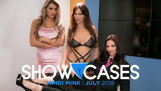 2 Scenes In 1 with Mindi Mink, Mercedes Carrera, Syren De Mer