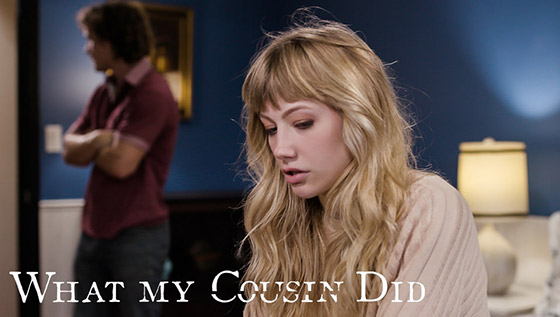 What My Cousin Did with Ivy Wolfe